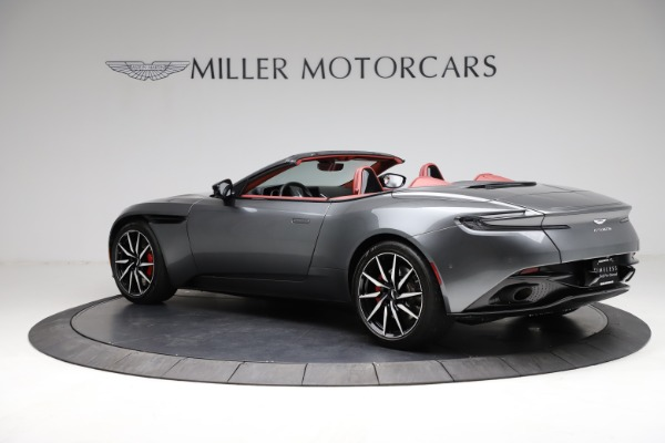 Used 2019 Aston Martin DB11 Volante for sale $211,990 at Alfa Romeo of Westport in Westport CT 06880 3