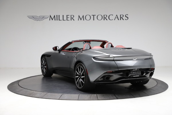 Used 2019 Aston Martin DB11 Volante for sale $211,990 at Alfa Romeo of Westport in Westport CT 06880 4