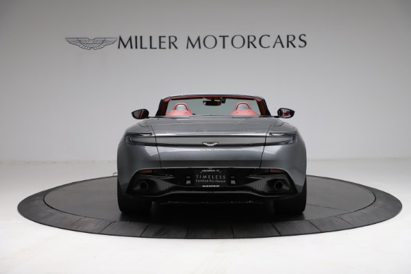 Used 2019 Aston Martin DB11 Volante for sale $211,990 at Alfa Romeo of Westport in Westport CT 06880 5