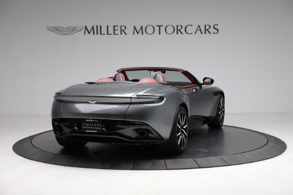 Used 2019 Aston Martin DB11 Volante for sale $211,990 at Alfa Romeo of Westport in Westport CT 06880 6
