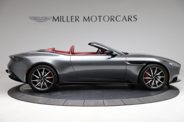 Used 2019 Aston Martin DB11 Volante for sale $211,990 at Alfa Romeo of Westport in Westport CT 06880 8