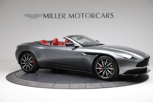 Used 2019 Aston Martin DB11 Volante for sale $211,990 at Alfa Romeo of Westport in Westport CT 06880 9