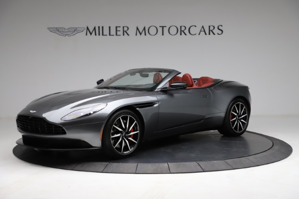 Used 2019 Aston Martin DB11 Volante for sale $211,990 at Alfa Romeo of Westport in Westport CT 06880 1