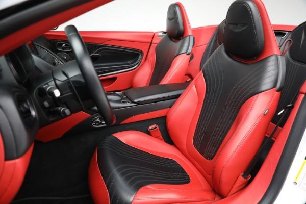 Used 2019 Aston Martin DB11 Volante for sale $209,990 at Alfa Romeo of Westport in Westport CT 06880 21