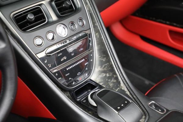 Used 2019 Aston Martin DB11 Volante for sale $209,990 at Alfa Romeo of Westport in Westport CT 06880 23