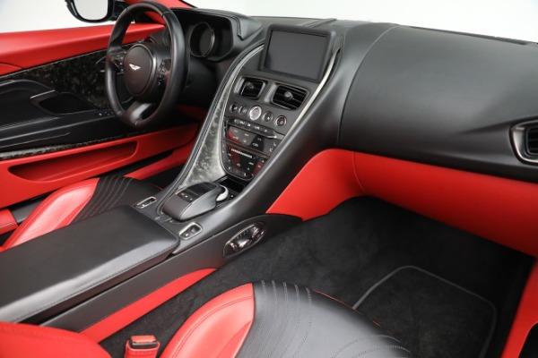 Used 2019 Aston Martin DB11 Volante for sale $209,990 at Alfa Romeo of Westport in Westport CT 06880 24