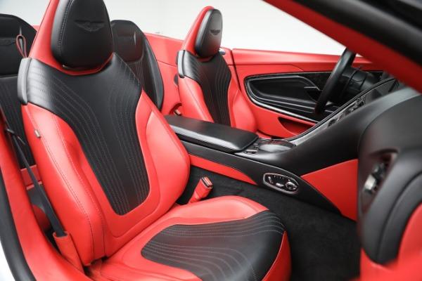 Used 2019 Aston Martin DB11 Volante for sale $209,990 at Alfa Romeo of Westport in Westport CT 06880 25