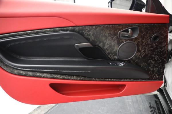 Used 2019 Aston Martin DB11 Volante for sale $209,990 at Alfa Romeo of Westport in Westport CT 06880 26