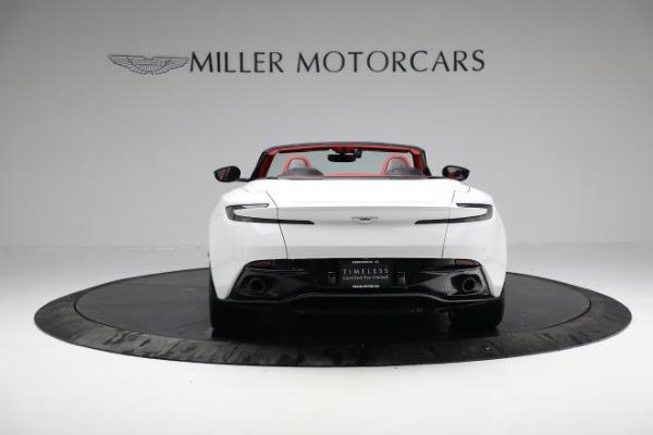 Used 2019 Aston Martin DB11 Volante for sale $209,990 at Alfa Romeo of Westport in Westport CT 06880 5