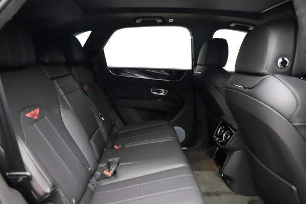 New 2021 Bentley Bentayga V8 for sale Call for price at Alfa Romeo of Westport in Westport CT 06880 23