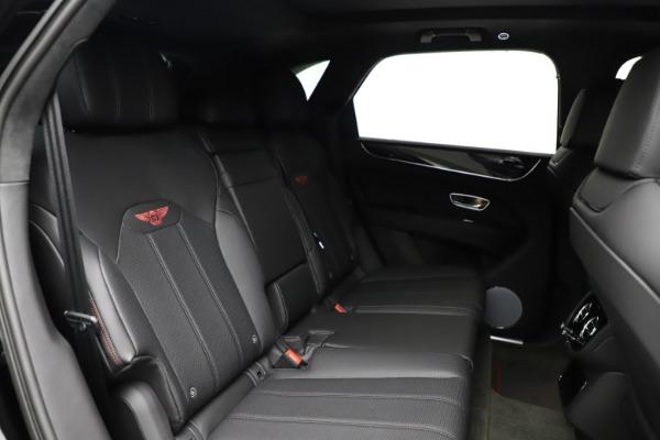 New 2021 Bentley Bentayga V8 for sale Call for price at Alfa Romeo of Westport in Westport CT 06880 24