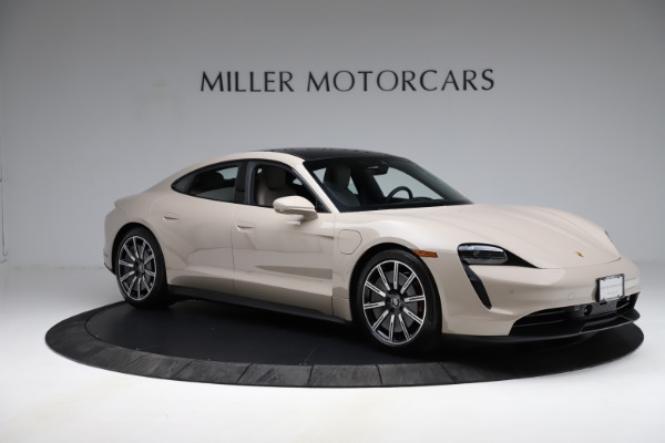 Used 2021 Porsche Taycan 4S for sale $125,900 at Alfa Romeo of Westport in Westport CT 06880 11