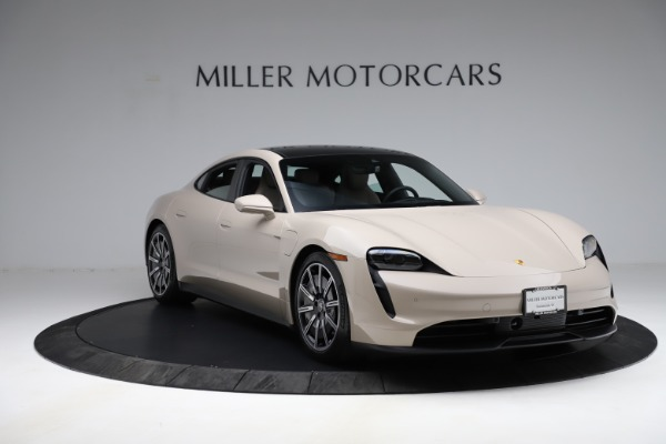 Used 2021 Porsche Taycan 4S for sale $125,900 at Alfa Romeo of Westport in Westport CT 06880 12