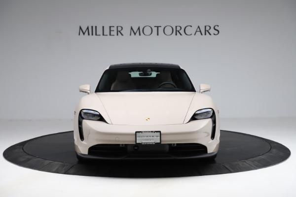 Used 2021 Porsche Taycan 4S for sale $125,900 at Alfa Romeo of Westport in Westport CT 06880 13
