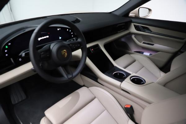 Used 2021 Porsche Taycan 4S for sale $125,900 at Alfa Romeo of Westport in Westport CT 06880 14