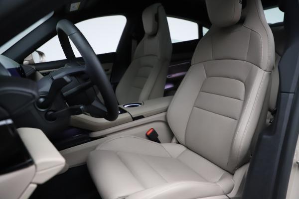 Used 2021 Porsche Taycan 4S for sale $125,900 at Alfa Romeo of Westport in Westport CT 06880 16