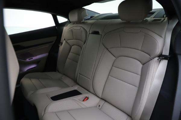 Used 2021 Porsche Taycan 4S for sale $125,900 at Alfa Romeo of Westport in Westport CT 06880 18