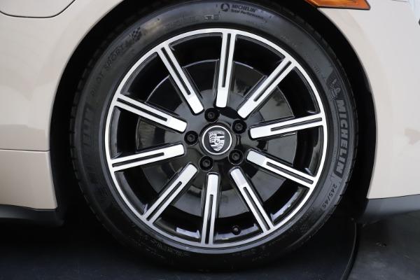 Used 2021 Porsche Taycan 4S for sale $125,900 at Alfa Romeo of Westport in Westport CT 06880 25