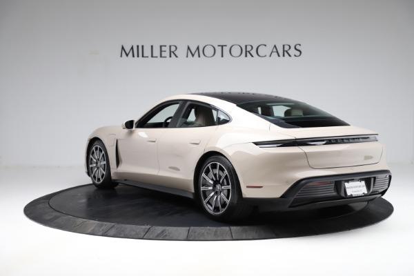 Used 2021 Porsche Taycan 4S for sale $125,900 at Alfa Romeo of Westport in Westport CT 06880 6