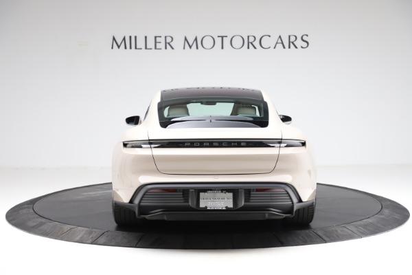 Used 2021 Porsche Taycan 4S for sale $125,900 at Alfa Romeo of Westport in Westport CT 06880 7