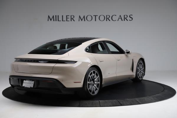Used 2021 Porsche Taycan 4S for sale $125,900 at Alfa Romeo of Westport in Westport CT 06880 8