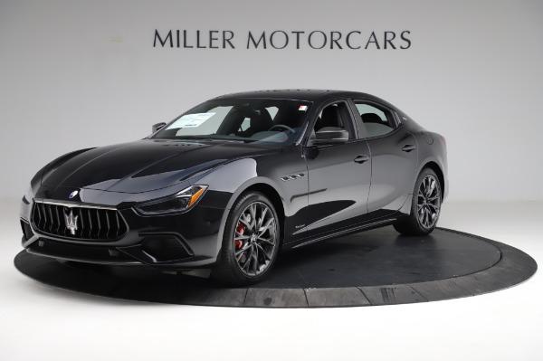New 2021 Maserati Ghibli S Q4 GranSport for sale $100,635 at Alfa Romeo of Westport in Westport CT 06880 2