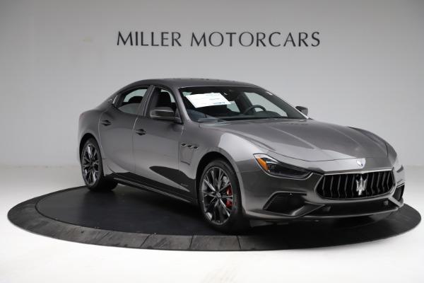 New 2021 Maserati Ghibli S Q4 GranSport for sale $100,635 at Alfa Romeo of Westport in Westport CT 06880 12