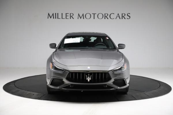 New 2021 Maserati Ghibli S Q4 GranSport for sale $100,635 at Alfa Romeo of Westport in Westport CT 06880 13