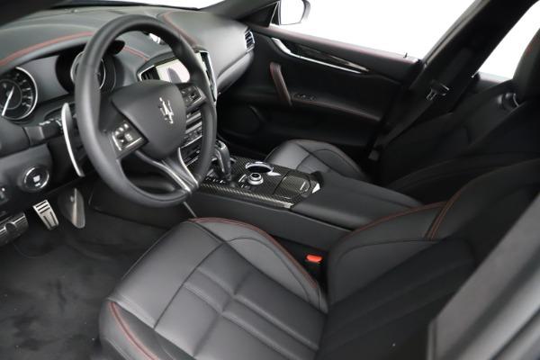 New 2021 Maserati Ghibli S Q4 GranSport for sale $100,635 at Alfa Romeo of Westport in Westport CT 06880 14