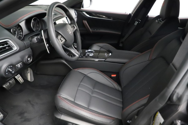 New 2021 Maserati Ghibli S Q4 GranSport for sale $100,635 at Alfa Romeo of Westport in Westport CT 06880 15