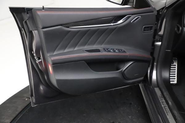 New 2021 Maserati Ghibli S Q4 GranSport for sale $100,635 at Alfa Romeo of Westport in Westport CT 06880 17