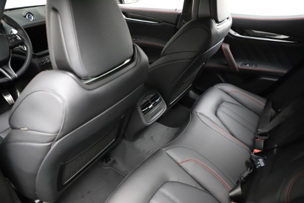 New 2021 Maserati Ghibli S Q4 GranSport for sale $100,635 at Alfa Romeo of Westport in Westport CT 06880 19