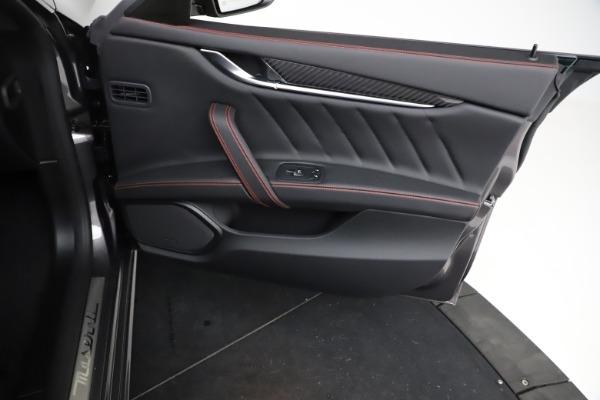 New 2021 Maserati Ghibli S Q4 GranSport for sale $100,635 at Alfa Romeo of Westport in Westport CT 06880 24