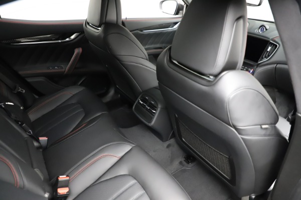 New 2021 Maserati Ghibli S Q4 GranSport for sale $100,635 at Alfa Romeo of Westport in Westport CT 06880 26