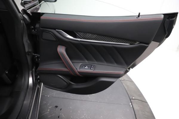 New 2021 Maserati Ghibli S Q4 GranSport for sale $100,635 at Alfa Romeo of Westport in Westport CT 06880 27