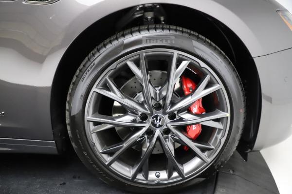 New 2021 Maserati Ghibli S Q4 GranSport for sale $100,635 at Alfa Romeo of Westport in Westport CT 06880 28