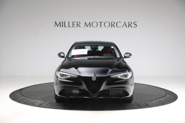 New 2021 Alfa Romeo Giulia Q4 for sale $48,535 at Alfa Romeo of Westport in Westport CT 06880 12