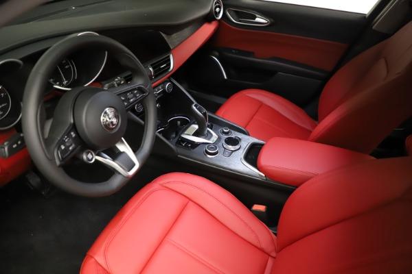 New 2021 Alfa Romeo Giulia Q4 for sale $48,535 at Alfa Romeo of Westport in Westport CT 06880 13