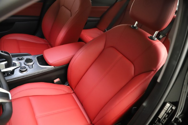 New 2021 Alfa Romeo Giulia Q4 for sale $48,535 at Alfa Romeo of Westport in Westport CT 06880 15