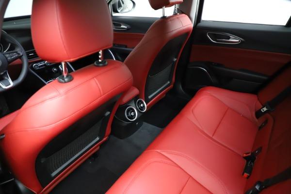 New 2021 Alfa Romeo Giulia Q4 for sale $48,535 at Alfa Romeo of Westport in Westport CT 06880 18