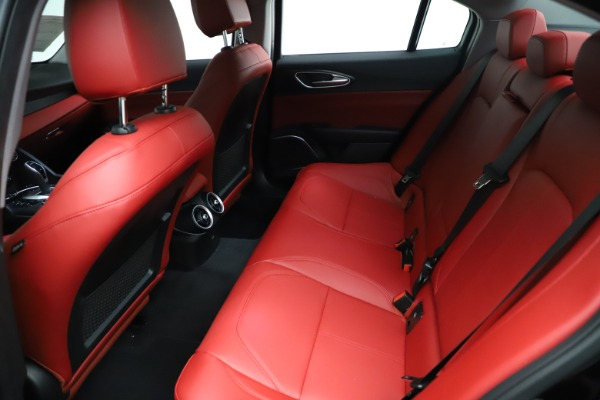 New 2021 Alfa Romeo Giulia Q4 for sale $48,535 at Alfa Romeo of Westport in Westport CT 06880 20