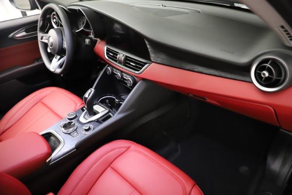 New 2021 Alfa Romeo Giulia Q4 for sale $48,535 at Alfa Romeo of Westport in Westport CT 06880 22