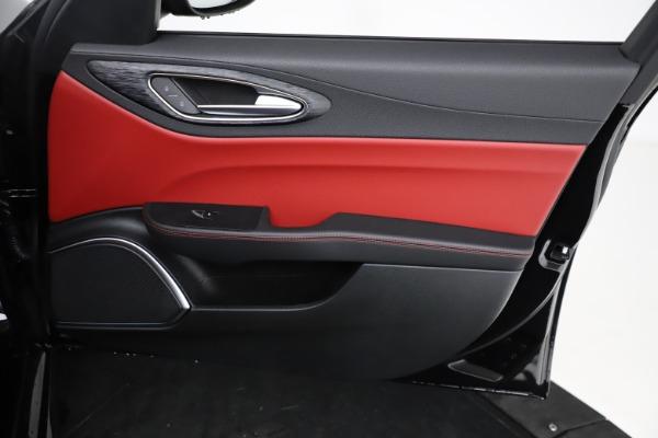 New 2021 Alfa Romeo Giulia Q4 for sale $48,535 at Alfa Romeo of Westport in Westport CT 06880 24