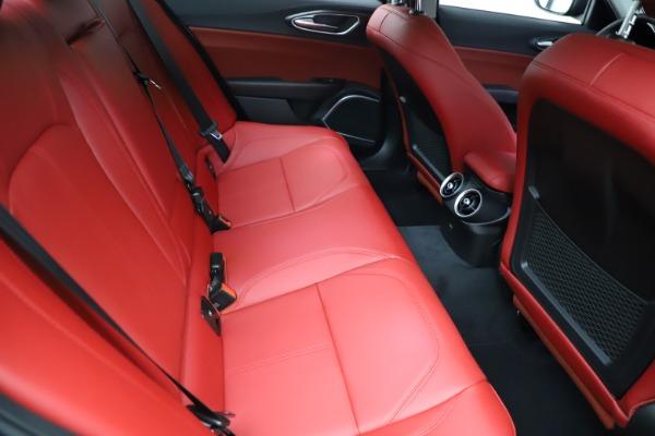 New 2021 Alfa Romeo Giulia Q4 for sale $48,535 at Alfa Romeo of Westport in Westport CT 06880 26