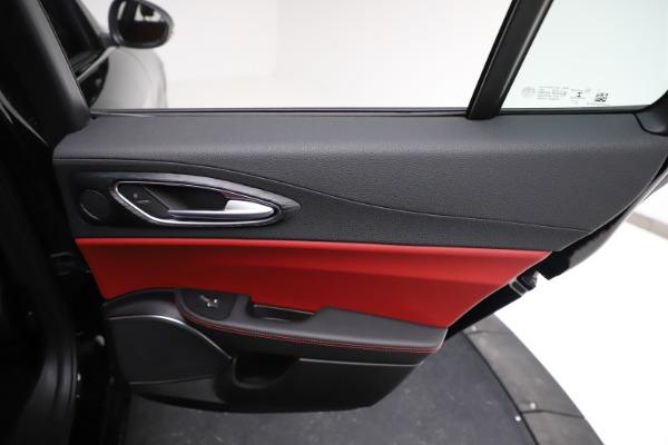 New 2021 Alfa Romeo Giulia Q4 for sale $48,535 at Alfa Romeo of Westport in Westport CT 06880 27