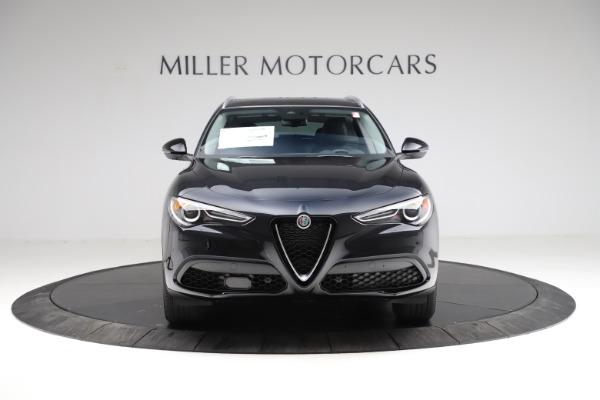 New 2021 Alfa Romeo Stelvio Q4 for sale $50,245 at Alfa Romeo of Westport in Westport CT 06880 12