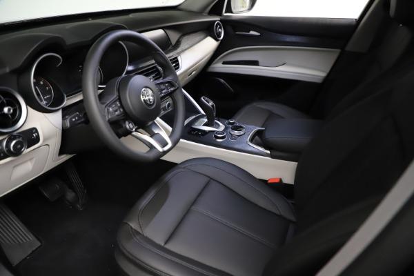New 2021 Alfa Romeo Stelvio Q4 for sale $50,245 at Alfa Romeo of Westport in Westport CT 06880 13