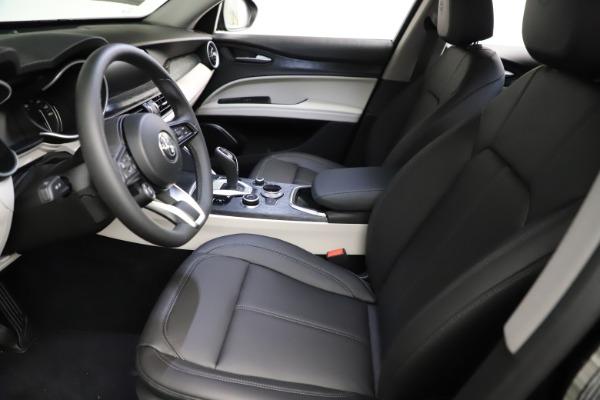 New 2021 Alfa Romeo Stelvio Q4 for sale $50,245 at Alfa Romeo of Westport in Westport CT 06880 14