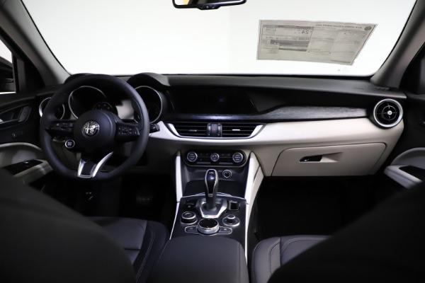 New 2021 Alfa Romeo Stelvio Q4 for sale $50,245 at Alfa Romeo of Westport in Westport CT 06880 16