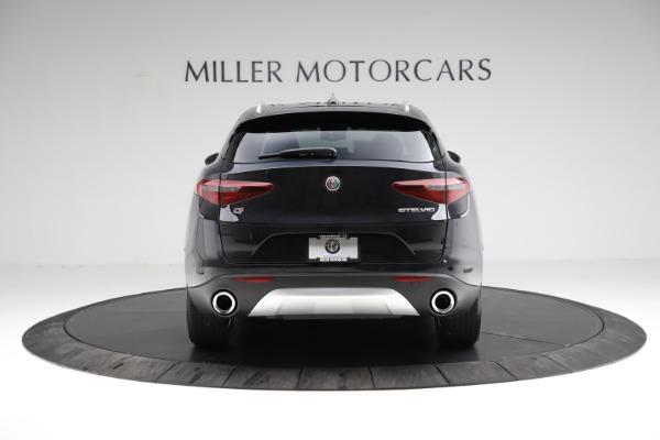 New 2021 Alfa Romeo Stelvio Q4 for sale $50,245 at Alfa Romeo of Westport in Westport CT 06880 6